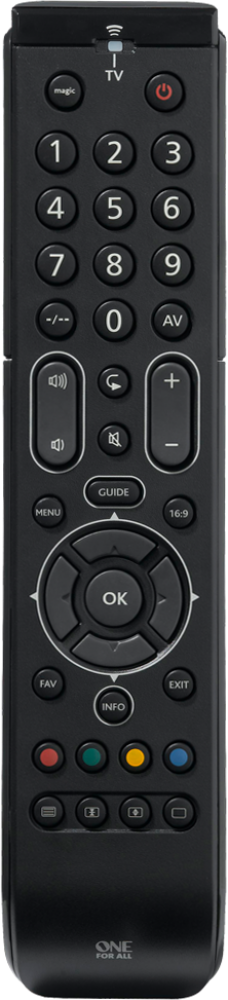 URC7110 Essence TV Remote